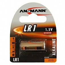Батарейка Ansmann LR1 1 шт  Производитель немецкая компания Ansmann .