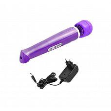 Аккумуляторный массажер Hitachi Magic Wand. 10 режимов.  10 режимов работы вибрации и пульсации позволят подобрать наиболее подходящий именно для вас, а работа от аккумулятора позволяет использовать массажер независимо от наличия электрической розетки.