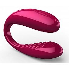 Вибромассажер We-Vibe -II  красный  We-Vibe – наиболее заметная инновация интим индустрии последних лет. Эта крошечная, вещица уже произвела настоящий фурор по всему миру и по праву является одной из самых популярных игрушек для секса.