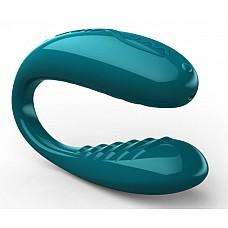 Вибромассажер We-Vibe -II  изумрудный  We-Vibe – наиболее заметная инновация интим индустрии последних лет. Эта крошечная, вещица уже произвела настоящий фурор по всему миру и по праву является одной из самых популярных игрушек для секса.