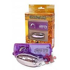 Минивибратор- яичко в коробке  Вибромассажер - яичко с пультом способен стать любимой игрушкой для интимной пары.