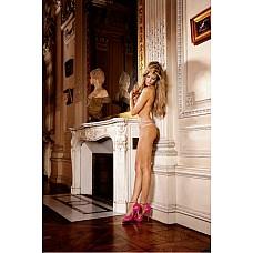 Angel Колготки OS (42-46), розовый  Классически сдержанные и одновременно возбуждающие фантазию - эти замечательные колготки розового цвета подкупают благодаря фривольному дизайну и ромбовидному ажуру, который позволит продемонстрировать ваше тело.