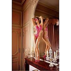 Barbie Боди OS (42-46), розовый  В этом захватывающем дух тедди ярко-розового цвета вы будете иметь на руках все козыри.