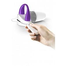 WE-VIBE-3 Электровибромассажер Purple-Пурпур, на радиоуправлении  Новинка секс-индустрии! Высокотехнологичный вибромассажер на радиоуправлении WE-VIBE-3 используется во время занятий любовью.