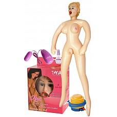 Любовная Кукла Ольга (ToyFa 118026)  Торговая марка интимных товаров TOYFA (сокращённо от TOY FACTORY или ФАБРИКА ИГРУШЕК) включает в себя лучшие товары от нескольких фабрик секс-товаров Китая и Гонконга.