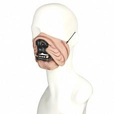 Латексная маска собаки DOG MASK LFM-101  Маска из натурального латекса в виде собачьей пасти.