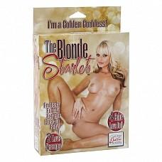 Кукла надувная The Blonde Starlet Love Doll 1929-10BXSE  Кукла надувная The Blonde Starlet Love Doll 1929-10BXSE Для мужчин, жаждущих очутиться в объятиях настоящей красотки и заняться с ней страстным сексом, предлагаем отличное предложение № надувная кукла 1929-10BXSE знаменитого американского производителя.