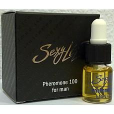 """Духи концентрированные """"Sexy Life"""" с феромонами мужские """"Pheromone"""" 100% koncm100-sl  Концентрат феромонов, увеличивающий мужскую сексуальную привлекательность."""