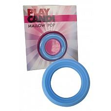 Гладкое эрекционное кольцо (Dream toys 50795)  Гладкое эрекционное кольцо из силикона для продления эрекции, а следовательно длины полового акта.