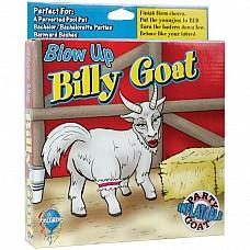 Надувная козочка Blow Up Billy Goat 861100PD  Надувная резиновая козочка, серого цвета.
