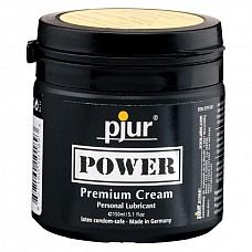 Лубрикант для фистинга Pjur Power, 150 ml  Насыщенный концентрированный лубрикант на смешанной водно-силиконовой основе подходит даже для самого жесткого секса и фистинга! Силикон делает лубрикант очень скользким, а добавление воды делает его использование максимально комфортным. За счет высокой концентрации всех ингредиентов pjur®Power - лучший выбор для хардкора в спальне или фистинга.