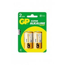Батарейка 14А  (алкалин) в пленке по 2 шт.  Батарейки типа С SUPER ALKALINE - цилиндрические и призматические элементы и батареи марганцево-цинковой системы с щелочным электролитом.