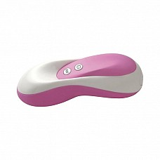 Стимулятор VIBE THERAPY ASCENDANCY PINK D01W1D001-R4  Стимулятор оригинальной формы бело-розового цвета, выполненный из ABS-пластика, покрытый силиконом.
