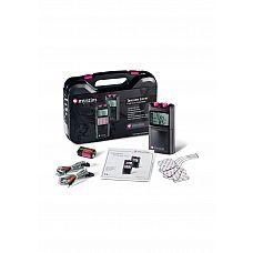 Цифровой электростимулятор Mystim Tension Lover  Полностью регулируемый цифровой электростимулятор с двумя  независимо регулируемыми разъемами для подключения электродов или любых  игрушек из серии Mystim.
