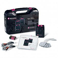 Аналоговый электростимулятор Mystim Pure Vibes  С аналоговым электростимулятором Mystim Pure Vibes Вы сможете осуществить любые свои эротические фантазии.