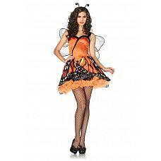 Костюм Прекрасная бабочка, S,   Игровой костюм из двух предметов.
