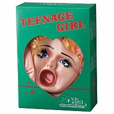 Надувная кукла Мулатка 8340S-INBXSC  Кукла мулатка с выраженной грудью.