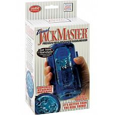 Мастурбатор JACKMASTER BLUE 0972-12BXSE  Описание: мастурбатор Jackmaster blue 0972-12BXSE.