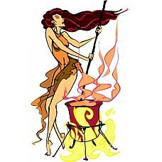 Приворотное зелье. Колдовская ваниль. Шампунь с афродизиаками 250мл  Колдовская сила чувственных ароматов - Твое ежедневное чудо преображения.