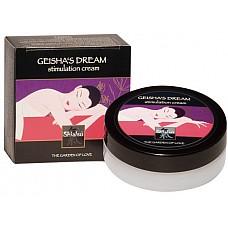 Крем стимулирующий «Мечты Гейши» для женщин 50мл  Крем для женщин с содержанием эфирных масел, оказывающих возбуждающее  воздействие.