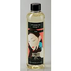 Массажное масло «Роза» 250 мл  Ароматное масло ухаживает за кожей, делая ее мягкой и шелковистой. Изысканный аромат пробуждает эротическое настроение.