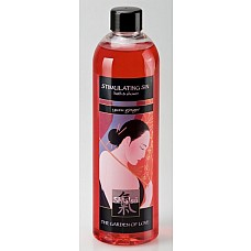 Гель для ванны и душа  с имбирным ароматом 250 мл  Ухаживает за кожей, обладает возбуждающими свойствами.