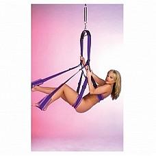 Секс-качели Fantasy Swing (фиолетовые)  Секс -качели Fantasy Swing (фиолетовые).