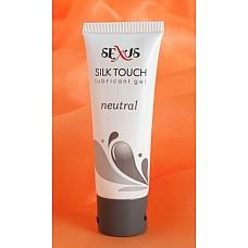 Увлажняющая гель-смазка на водной основе нейтральная Silk Touch Neutral 50 мл  Увлажняющая гель-смазка на водной основе нейтральная Silk Touch Neutral 50 мл