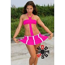 Мини юбка Тутта D2U  Размер: S, длина юбки 25 см.