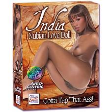 Кукла Индия  Кукла Индия. Нубийская девушка с тремя тоннелями любви.