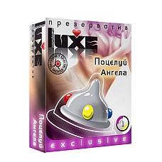 Презервативы Luxe №1 Поцелуй Ангела  Универсальный презерватив, обладающий одновременно высокой эластичностью и прочностью, что делает использование максимально безопасным.