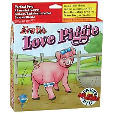 Эротическая надувная свинка  Эта свинка заставит вас  улыбаться! Когда у вас появится желание поваляться в грязи, свинка с радостью присоединится к вам...