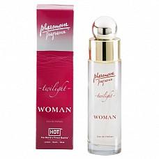Женские духи с феромонами Hot Woman Twilight, 45 мл  Спрей с феромонами для женщин HOT Twilight – это эффективный и очень приятный способ усилить Вашу привлекательность и сексуальность.