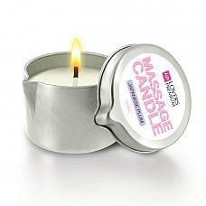 Массажная свеча Massage Candle, Роза  Массажная свеча 4-в-1.