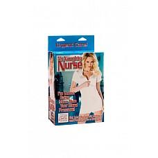 Эротическая кукла My Naughty Nurse Doll  Эротическая кукла My Naughty Nurse Doll