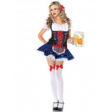 Костюм Австрийская баварочка  Костюм состоит из:  · платья
