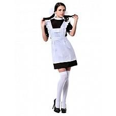 Костюм - школьная форма СССР  Костюм состоит из:  · платья · фартука