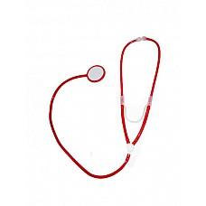 Стетоскоп красный  Стетоскоп красный