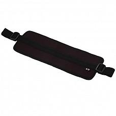 Черная неопреновая поддержка Doggy-Style  Мягкая неопреновая поддержка черного цвета. Широкая полоса в 14 см с прочной лентой, длина которой регулируется с помощью пряжек, позволит испытать нечто новое при обычном сексе в позе догги-стайл. Поддержку можно стирать.
