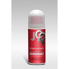 Дезодорант с феромонами для женщин JO PHR Deodorant Women - Women, 2.5 oz (75 мл)  Дезодорант с феромонами для женщин JO PHR Deodorant Women - Women - женский дезодорант, притягивающий внимание женщины.