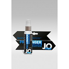 Спрей-пролонгатор для мужчин JO Prolonger, 2 oz (60 мл)  Спрей-пролонгатор для мужчин JO Prolonger - спрей, снижающий чувствительность.
