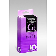 Возбуждающий гель для G-точки сильного действия JO G-Spot Wild, 10 сс (16 мл)  Возбуждающий гель для G-точки сильного действия JO G-Spot Wild - возбуждающее средство, которое добавляет ощущений.
