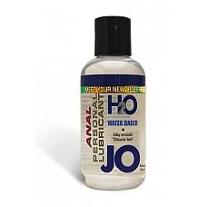 Анальный лубрикант на водной основе JO Anal H2O, 4.5 oz (135 мл)  Анальный лубрикант на водной основе JO Anal H2O - долгое скольжение.