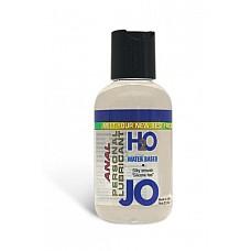 Анальный лубрикант на водной основе JO Anal H2O, 2.5 oz (75 мл)  Анальный лубрикант на водной основе JO Anal H2O - долгое скольжение.