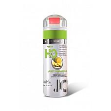 Ароматизированный лубрикант на водной основе JO Flavored Juicy Pineapple , 5.25 oz (160 мл)  Ароматизированный лубрикант на водной основе JO Flavored Juicy Pineapple - превосходный аромат сочного ананаса и длительное скольжение.