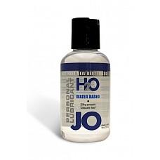 Нейтральный лубрикант на водной основе JO Personal Lubricant H2O, 2.5 oz (75 мл)  Нейтральный лубрикант на водной основе JO Personal Lubricant H2O - шелковистое долгое скольжение, никакой липкости.