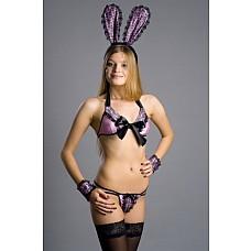 """Костюм """"Pretty Bunny"""" Размер 42-44 2577-42-44  <br>Производитель: <b>FlirtON</b><br/>"""