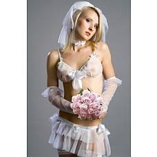 """Костюм """"Невеста Elle"""" Размер 42-44 2602-42-44  <br>Производитель: <b>FlirtON</b><br/>"""