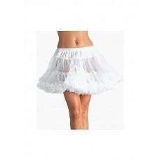 Подъюбник пышный белый 02306 OS  <br>Производитель: <b>Le Frivole Costumes</b><br/>