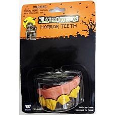 Зубы зомби  Зубы зомби